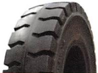 Advance Solid Super-Lug-MIL Tires