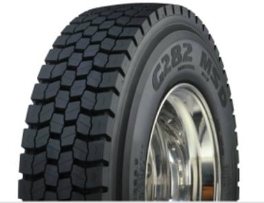 Unisteel G282 MSD Tires