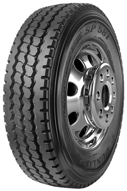SP 581 Tires