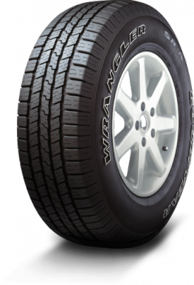 Wrangler SR-A Tires